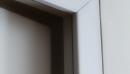 porte per hotel porta filomuro con telaio in legno laccata