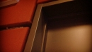 Porte su misura per alberghi Telaio porta antincendio laccata