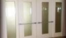 Porte su misura per alberghi Porta vetrata rei
