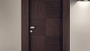 porta in legno Wengè Rei, porta antincendio, porta insonorizzata
