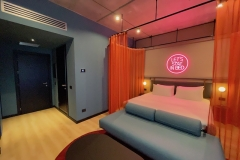 porte per hotel, porte ei60, porte insonorizzate, 44db, porte per alberghi, albergo porte in legno